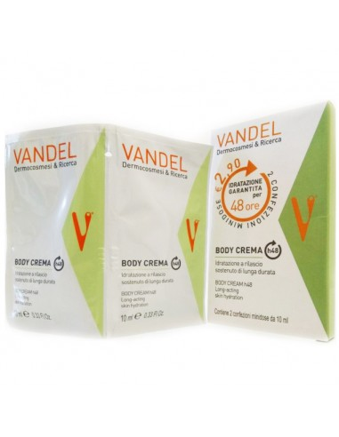 Vandel Body Crema H48 Minidose 20 ml