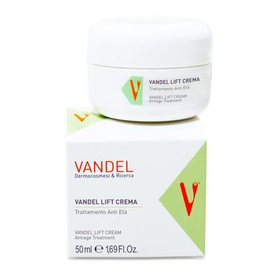 Vandel Lift Crema: l'alternativa cosmetica alle applicazioni della tossina botulinica